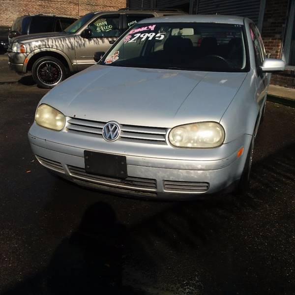 2000 Volkswagen Golf GL 2dr Hatchback In Newark NJ  Rallye Motors