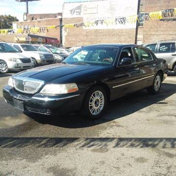 2008 Lincoln Town Car for sale in Newark, NJ