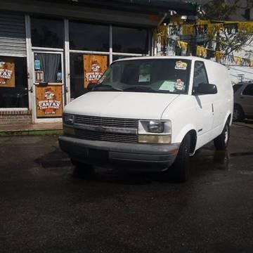 2000 Chevrolet Astro Cargo for sale in Newark, NJ