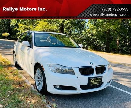 2011 BMW 3 Series for sale in Newark, NJ