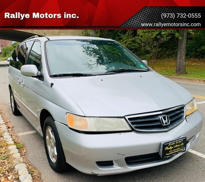 2001 Honda Odyssey for sale in Newark, NJ