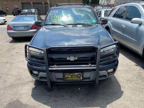 2004 Chevrolet TrailBlazer for sale at Rallye  Motors inc. in Newark NJ