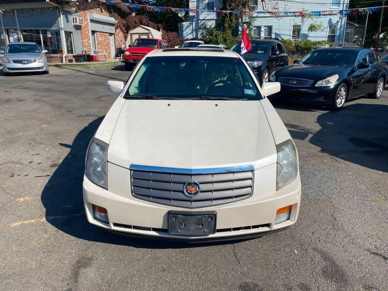 2005 Cadillac CTS for sale at Rallye  Motors inc. in Newark NJ