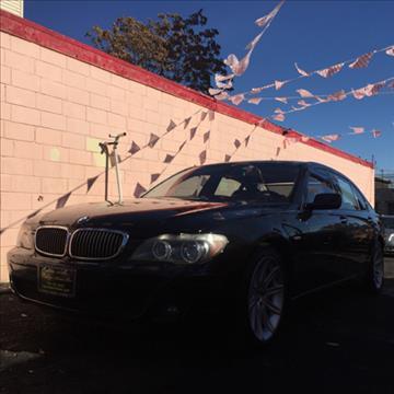 2008 BMW 7 Series for sale in Newark, NJ