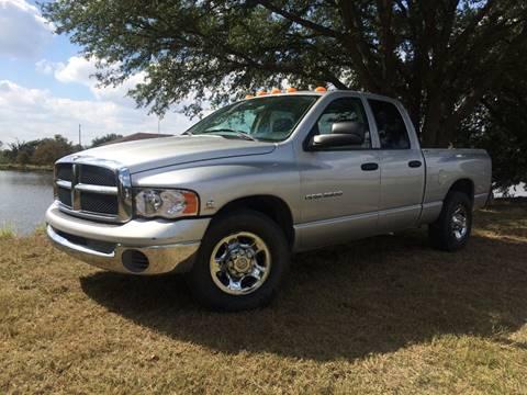 2003 Dodge Ram Pickup 3500 for sale in Kaufman, TX