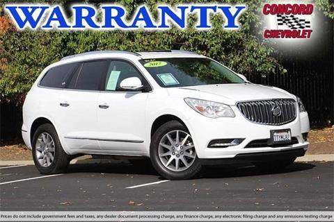 2017 Buick Enclave for sale in Concord, CA