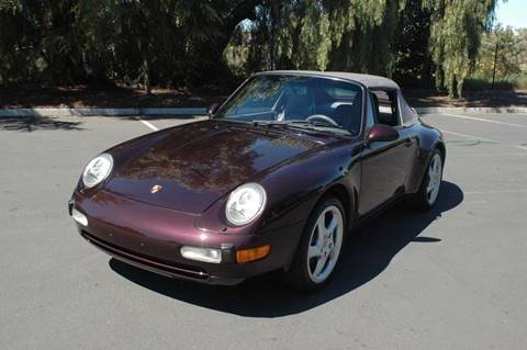 1998 Porsche 911 for sale in Campbell, CA