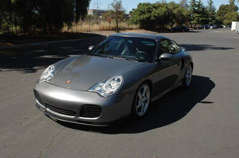 2002 Porsche 911 for sale in Campbell, CA