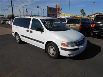 2001 Chevrolet Venture for sale in Mesa, AZ