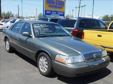 2004 Mercury Grand Marquis for sale in Mesa, AZ