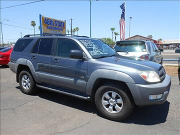 toyota 4runner for sale in mesa az. Black Bedroom Furniture Sets. Home Design Ideas