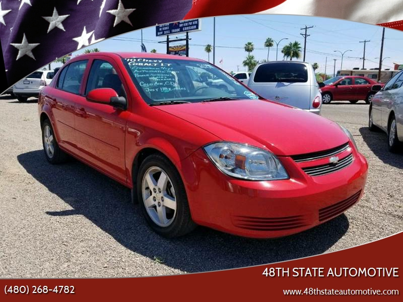 2010 Chevrolet Cobalt For Sale At 48TH STATE AUTOMOTIVE In Mesa AZ