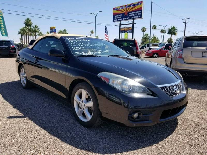 2008 Toyota Camry Solara For Sale At 48TH STATE AUTOMOTIVE In Mesa AZ