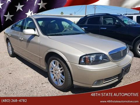 2005 Lincoln LS for sale in Mesa, AZ