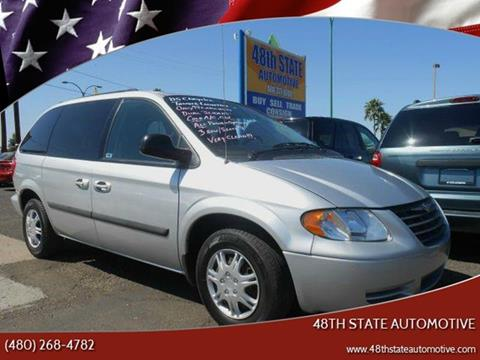2005 Chrysler Town and Country for sale in Mesa, AZ
