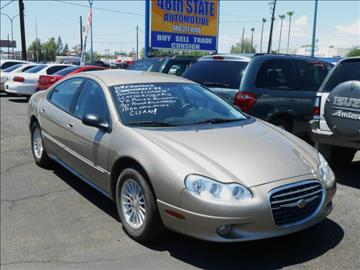2004 Chrysler Concorde for sale in Mesa, AZ