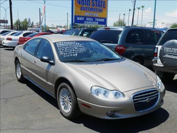 2004 Chrysler Concorde for sale in Mesa, AZ