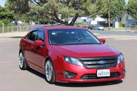 2010 Ford Fusion for sale in El Cajon, CA
