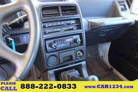 1991 Suzuki Sidekick