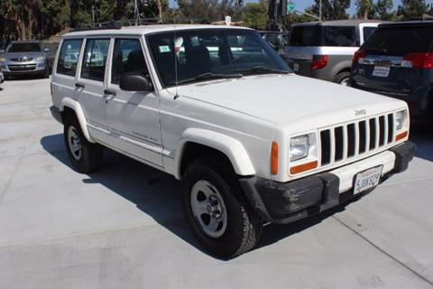 1999 Jeep Cherokee for sale in El Cajon, CA