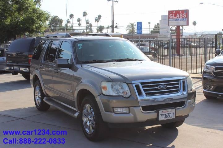 Ford Explorer In El Cajon CA Car Inc - 2006 explorer