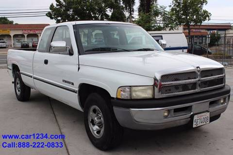 1996 Dodge Ram Pickup 1500 for sale in El Cajon, CA