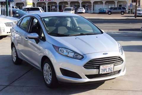 2014 Ford Fiesta for sale in El Cajon, CA