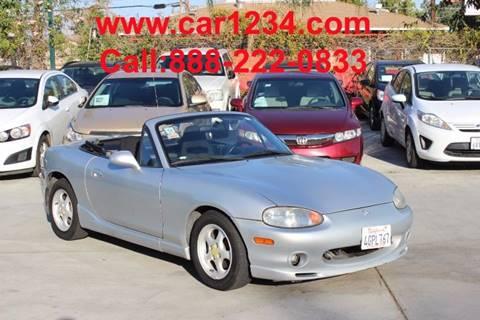 1999 Mazda MX-5 Miata for sale in El Cajon, CA