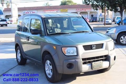 2004 Honda Element for sale in El Cajon, CA