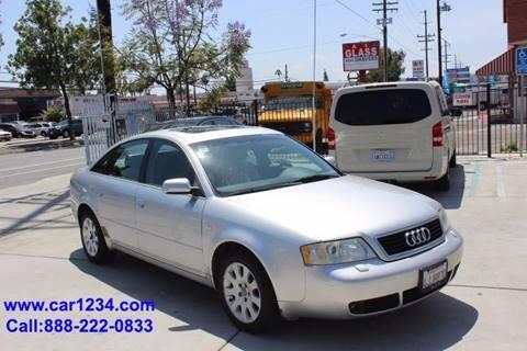 2000 Audi A6 for sale in El Cajon, CA