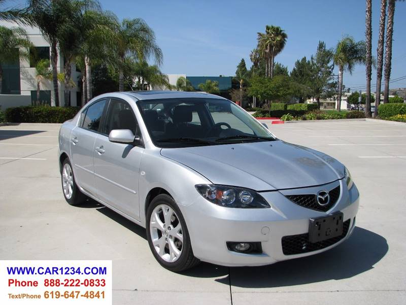2009 mazda mazda3 i sport in el cajon ca car 1234 inc. Black Bedroom Furniture Sets. Home Design Ideas