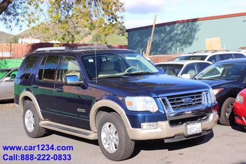 Ford Explorer For Sale Carsforsalecom - 2006 explorer