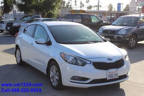 2014 Kia Forte for sale in El Cajon, CA