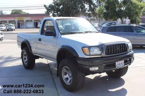 2002 Toyota Tacoma for sale in El Cajon, CA