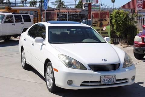 2005 Lexus ES 330 for sale in El Cajon, CA