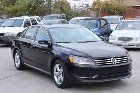 2012 Volkswagen Passat for sale in El Cajon, CA