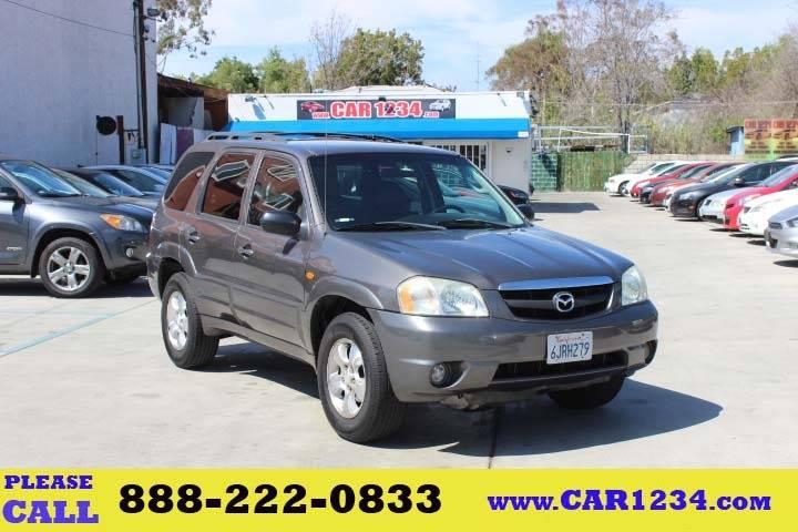 2003 Mazda Tribute ES-V6 In El Cajon CA - Car 1234 inc