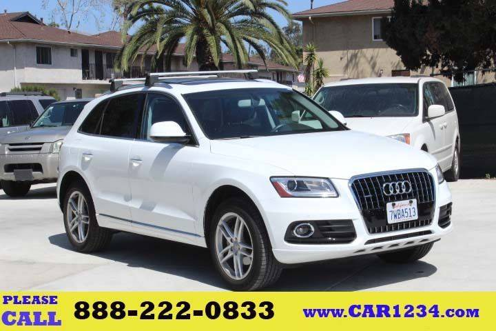 2017 Audi Q5 For Sale At Car 1234 Inc In El Cajon CA
