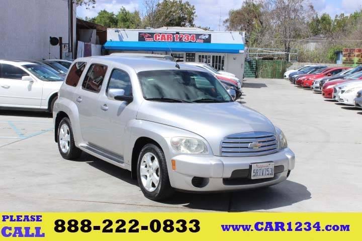 2006 Chevrolet HHR For Sale At Car 1234 Inc In El Cajon CA