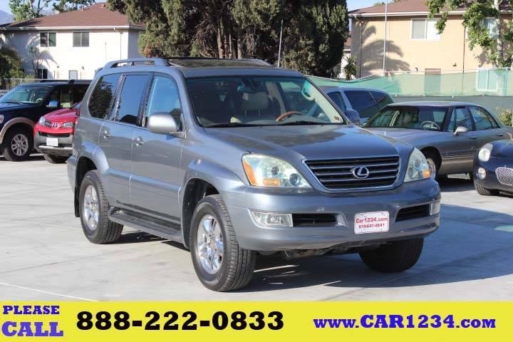 2004 Lexus GX 470 For Sale At Car 1234 Inc In El Cajon CA