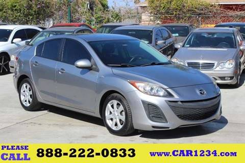 2011 Mazda MAZDA3 For Sale At Car 1234 Inc In El Cajon CA
