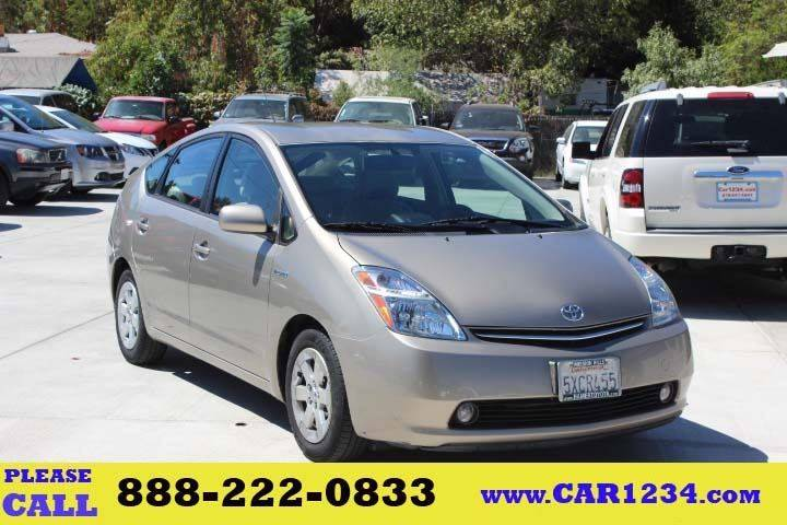 2007 Toyota Prius For Sale At Car 1234 Inc In El Cajon CA
