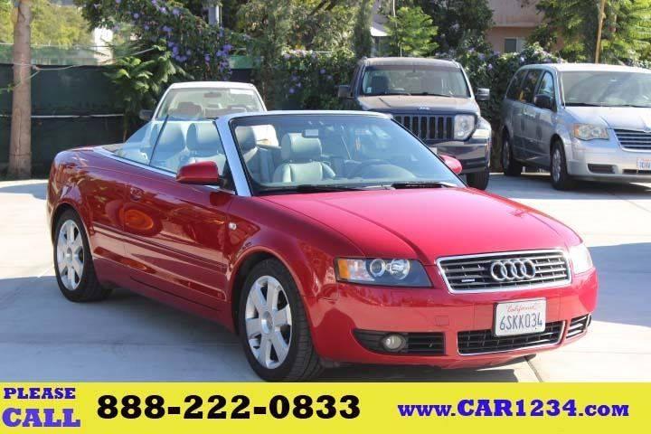 Audi A Quattro In El Cajon CA Car Inc - 2005 audi a4
