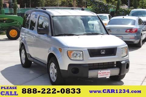 2006 Honda Element for sale in El Cajon, CA