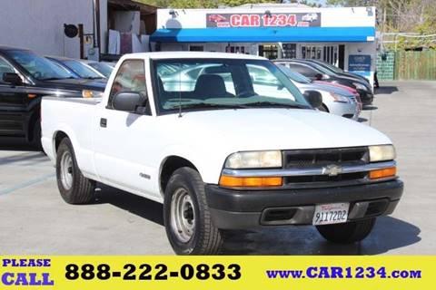 1999 Chevrolet S-10 for sale in El Cajon, CA