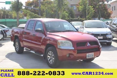 2007 Mitsubishi Raider for sale in El Cajon, CA