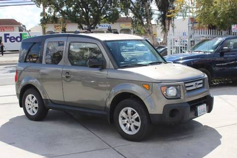 2007 Honda Element for sale in El Cajon, CA