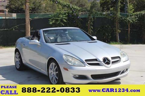 2006 Mercedes-Benz SLK for sale in El Cajon, CA