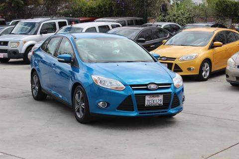 2014 Ford Focus for sale at Car 1234 inc in El Cajon CA