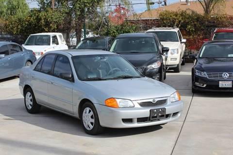 2000 Mazda Protege for sale in El Cajon, CA